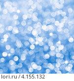 Купить «Голубой блестящий фон», фото № 4155132, снято 16 июля 2019 г. (c) Андрей Кузьмин / Фотобанк Лори