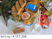 Купить «Солдатский сухой паек», эксклюзивное фото № 4157204, снято 16 декабря 2012 г. (c) Анатолий Матвейчук / Фотобанк Лори