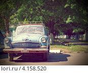 Старый автомобиль (2012 год). Редакционное фото, фотограф Алексей Алексеев / Фотобанк Лори