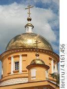 Купить «Собор Успения Пресвятой Богородицы в Кашире», эксклюзивное фото № 4161456, снято 2 июля 2011 г. (c) lana1501 / Фотобанк Лори