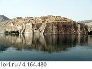 Купить «Крепость Ромкла на правом берегу реки Евфрат, Турция», фото № 4164480, снято 8 октября 2012 г. (c) Валерий Шанин / Фотобанк Лори