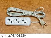 Электрический удлинитель (2011 год). Редакционное фото, фотограф Владимир Хаманов / Фотобанк Лори