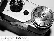 Фрагмент фотоаппарата Зенит-Е (2012 год). Редакционное фото, фотограф Михаил Кучерявый / Фотобанк Лори