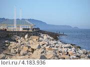 Порт в Ирландии (2012 год). Стоковое фото, фотограф Татьяна Фелпс / Фотобанк Лори