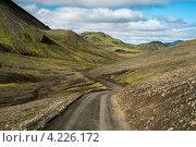 Зов дороги. Стоковое фото, фотограф Denis Chernega / Фотобанк Лори