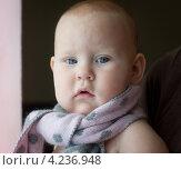 Портрет малыша. Стоковое фото, фотограф Марина Гуменюк / Фотобанк Лори