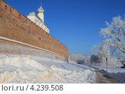 Вид на Кремль. Стоковое фото, фотограф Елена Скрипина / Фотобанк Лори