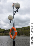 Спасательный круг. Стоковое фото, фотограф Павел Спирин / Фотобанк Лори