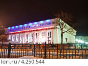 Купить «Администрация Тамбовской области. Город Тамбов», фото № 4250544, снято 18 января 2013 г. (c) Карелин Д.А. / Фотобанк Лори