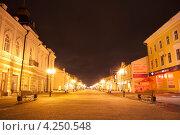Купить «Город Тамбов. Улица Коммунальная», фото № 4250548, снято 1 февраля 2013 г. (c) Карелин Д.А. / Фотобанк Лори