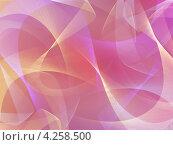 Купить «Абстрактный нежный розовый фон», иллюстрация № 4258500 (c) Светлана Ильева (Иванова) / Фотобанк Лори