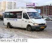 Автолайн № 889, Щелковское шоссе, Москва, эксклюзивное фото № 4271072, снято 5 февраля 2013 г. (c) lana1501 / Фотобанк Лори