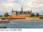 Замок Гамлета в Эльсиноре. Дания (2007 год). Стоковое фото, фотограф Andrei Nekrassov / Фотобанк Лори