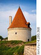 Смотровая башня. Остров Сааремаа. Эстония (2010 год). Стоковое фото, фотограф Andrei Nekrassov / Фотобанк Лори
