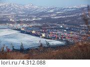 Порт Восточный (2013 год). Редакционное фото, фотограф Sergey  Kalabin / Фотобанк Лори