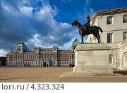 Купить «Площадь парада конной гвардии, Лондон», фото № 4323324, снято 14 октября 2012 г. (c) Антон Балаж / Фотобанк Лори