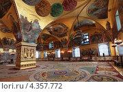 Купить «Московский Кремль, Грановитая палата», фото № 4357772, снято 22 февраля 2013 г. (c) Игорь Долгов / Фотобанк Лори