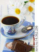 Завтрак в морском стиле (2012 год). Редакционное фото, фотограф Наталья Спиридонова / Фотобанк Лори