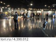 Купить «Музей космонавтики в Москве», эксклюзивное фото № 4390012, снято 9 марта 2013 г. (c) Володина Ольга / Фотобанк Лори