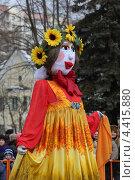 Купить «Масленица», эксклюзивное фото № 4415880, снято 16 марта 2013 г. (c) Алексей Гусев / Фотобанк Лори