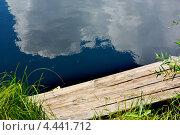 Купить «Мосток», фото № 4441712, снято 29 июля 2012 г. (c) Хайрятдинов Ринат / Фотобанк Лори