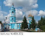 Купить «Коломна. Богоявленский храм», фото № 4459372, снято 3 июня 2020 г. (c) Окапи Вячеслав / Фотобанк Лори