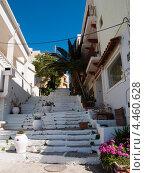 Купить «Айос-Николаос. Улица», эксклюзивное фото № 4460628, снято 6 мая 2012 г. (c) Алина Голышева / Фотобанк Лори