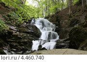 У водопада Шипит. Стоковое фото, фотограф Скляренко Валерий / Фотобанк Лори