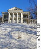 Купить «Летний дом графа Орлова, Нескучный сад, Москва», эксклюзивное фото № 4461828, снято 31 марта 2011 г. (c) lana1501 / Фотобанк Лори