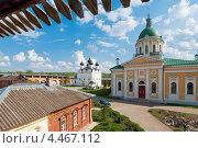 Купить «Зарайский кремль. Вид со стены кремля», фото № 4467112, снято 8 мая 2012 г. (c) Зобков Георгий / Фотобанк Лори