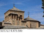 Купить «Дом-музей Эль-Греко в Толедо. Испания», фото № 4473580, снято 3 марта 2013 г. (c) Аркадий Захаров / Фотобанк Лори