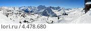 Главный Кавказский хребет. Стоковое фото, фотограф Юлия Сагитова / Фотобанк Лори