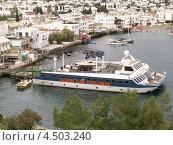Купить «Бодрум, Турция», фото № 4503240, снято 24 сентября 2006 г. (c) Александр Леденев / Фотобанк Лори