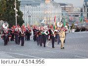 Купить «Международный фестиваль военной музыки «Спасская башня». 31 августа 2011г.», фото № 4514956, снято 31 августа 2011 г. (c) Losevsky Pavel / Фотобанк Лори