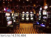 Купить «Много игровых автоматов на лайнере Коста Луминоса», фото № 4516484, снято 23 июля 2011 г. (c) Losevsky Pavel / Фотобанк Лори