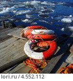 Ледоход. Стоковое фото, фотограф Констатнтин Тарасов / Фотобанк Лори