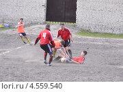 Футбол. Игровой момент. (2013 год). Редакционное фото, фотограф Дмитрий Розкин / Фотобанк Лори