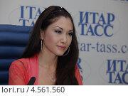 Купить «Эльвира Ибрагимова», фото № 4561560, снято 24 апреля 2013 г. (c) Архипова Екатерина / Фотобанк Лори