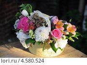 Букет для невесты (2012 год). Редакционное фото, фотограф Калоева Ирина Хазбиевна / Фотобанк Лори