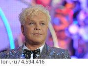 Борис Моисеев на Славянском Базаре (2009 год). Редакционное фото, фотограф Супронёнок Игорь Владимирович / Фотобанк Лори