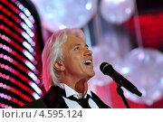 Дмитрий Хворостовский (2010 год). Редакционное фото, фотограф Супронёнок Игорь Владимирович / Фотобанк Лори