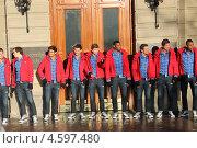 Ай да парни! (2012 год). Редакционное фото, фотограф Наталья Данченко / Фотобанк Лори