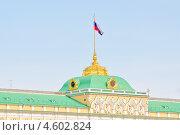 Купить «Большой Кремлевский дворец», фото № 4602824, снято 1 мая 2013 г. (c) Алёшина Оксана / Фотобанк Лори