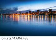 Красноярск (2013 год). Стоковое фото, фотограф Анатолий Типляшин / Фотобанк Лори