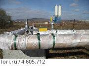 Купить «Спускники воздуха на трубопроводах отопления», эксклюзивное фото № 4605712, снято 9 мая 2013 г. (c) Валерий Акулич / Фотобанк Лори