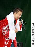 """Купить «Алексей Серов. """"Дискотека Авария""""», эксклюзивное фото № 4606492, снято 8 сентября 2012 г. (c) Вероника / Фотобанк Лори"""