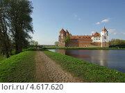 Купить «Мирский замок, Беларусь», фото № 4617620, снято 5 мая 2013 г. (c) Natalya Sidorova / Фотобанк Лори