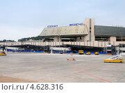 Купить «Аэропорт в городе Сочи», эксклюзивное фото № 4628316, снято 6 мая 2013 г. (c) Юрий Морозов / Фотобанк Лори