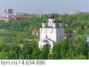 Купить «Россия, город Орел. Церковь Our Lady of Kazan», фото № 4634696, снято 16 мая 2013 г. (c) Ласточкин Евгений / Фотобанк Лори