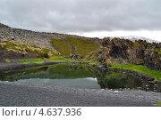 Озеро сердечко (2012 год). Стоковое фото, фотограф Екатерина Шувалова / Фотобанк Лори